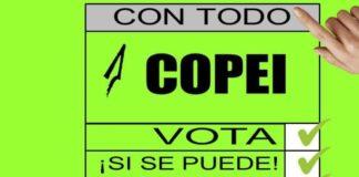 COPEI elecciones parlamentarias