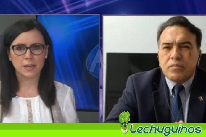 Carla Angola y Antonio Rivero desearon muerte de Diosdado Cabello
