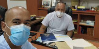 Foto de Diosdado Cabello y Héctor Rodríguez le produjo prurito anal a los escuálidos