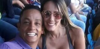 Karla Ríos y Edward Chacón