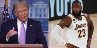 LeBron James responde a Trump