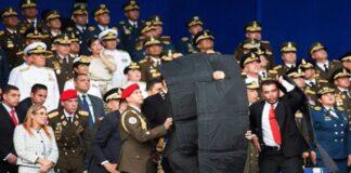 Magnicidio frustrado Nicolas Maduro