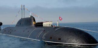Maniobra de submarino ruso en el Mediterráneo dejó boquiabiertos a los EEUU