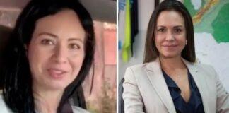 María Corina Machado le respondió a Alejandra Otero luego que se burlara de ella