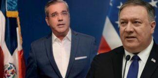 Pompeo fue a Dominicana para obligar al nuevo Presidente a hablar mal de Venezuela