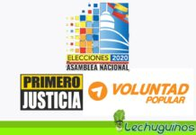Primero Justicia y Voluntad Popular también irán a las parlamentarias