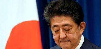 Shinzo Abe El Primer Ministro de Japón que reconoció a Guaidó renunció a su cargo