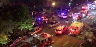 Tiroteo en Washington dejó 20 heridos y un muerto