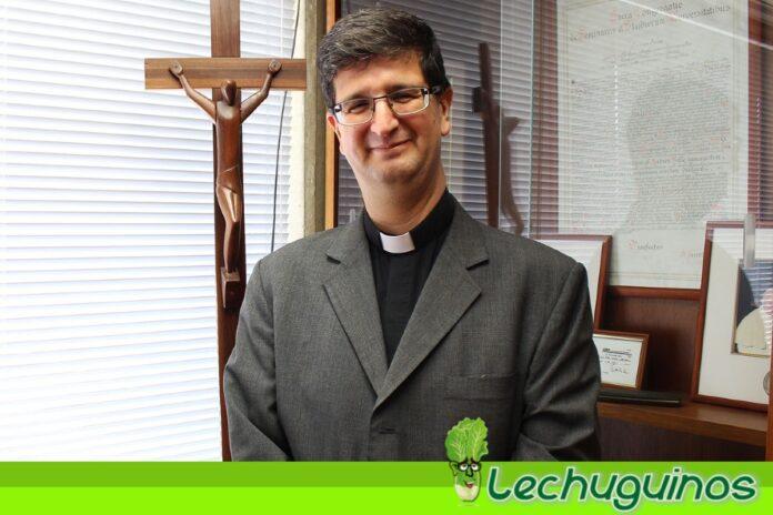 Arturo Peraza Vicerrector de la UCAB_ Oposición está ciega, sorda y muda