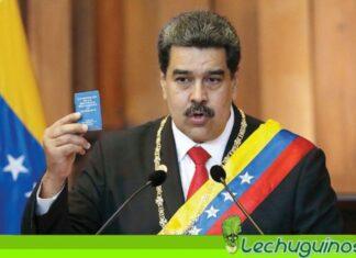 Presidente Maduro exige cese de sanciones contra Venezuela y devolución de activos de la República