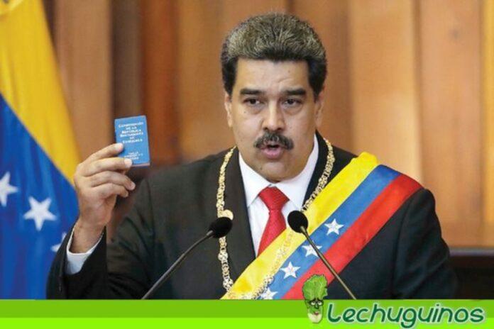 EEUU reconoce a Nicolás Maduro como presidente de Venezuela