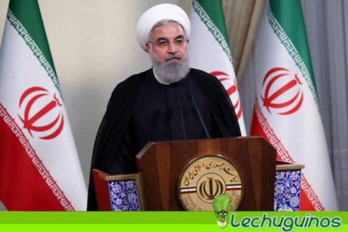 Irán: Pueblo de EEUU rechazó política de intimidación de Trump rohani