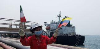 Barco Iraní Honey cargado de gas condensado arribó a Venezuela