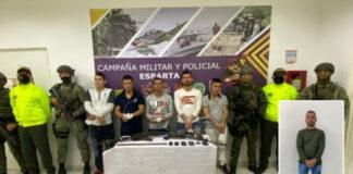 Capturado En Colombia alias Guacamayo cabecilla de Los Rastrojos