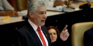 Cuba tilda de infame la gira de Mike Pompeo por Sudamérica Diaz Canel