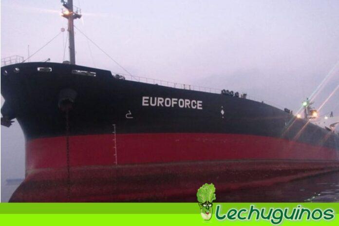 EEUU celebra que Texas recibió primer buque incautado con gasolina iraní que iba a Venezuela