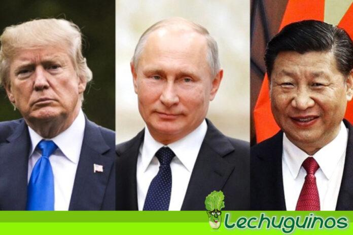 El mundo confía más en Vladimir Putin y en Xi Jinping que en Donald Trump