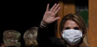 Jeanine Áñez retira su candidatura presidencial para elecciones en Bolivia