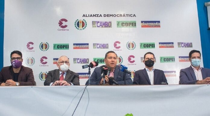 Diputados opositores manifestaron conformidad con designación de nuevos rectores del CNE
