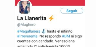La Llanerita de Twitter que supuestamente murió de Covid-19 nunca existió
