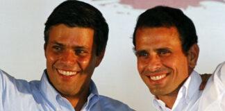 Leopoldo y Capriles llevan décadas en un enfrentamiento sin tregua