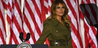 Grabaciones secretas revelan que Melania Trump elogia centros de detención de EEUU