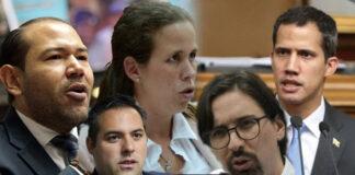 Sifrinos y muchachos malcriados dirigen a la oposición