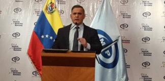 Tarek William Saab presentó pruebas de sabotaje por parte de gringo detenido en Falcón