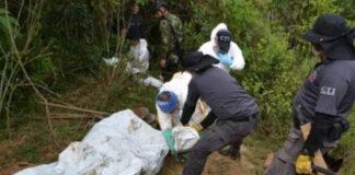 Nueva masacre en Colombia deja tres hombres muertos