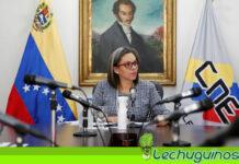 Trump sanciona a Indira Alfonzo presidenta del CNE