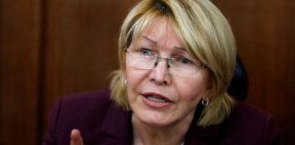 Vea lo seca que está Luisa Ortega Díaz tras meterse con Venezuela