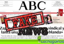 Venezuela exige a diario español ABC rectificar sobre información falsa contra el país