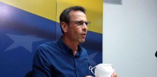 Capriles llama a la oposición a superar la retórica y reclama una agenda realista