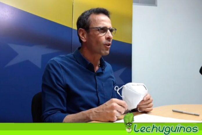 """Capriles: """"Hoy en día la oposición venezolana no es una opción de poder"""""""