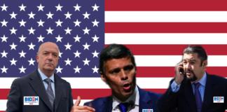 Escuálidos buscan acercamiento con Biden sin ningún éxito