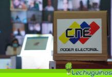 CNE reiteró que todo está preparado para elecciones parlamentarias