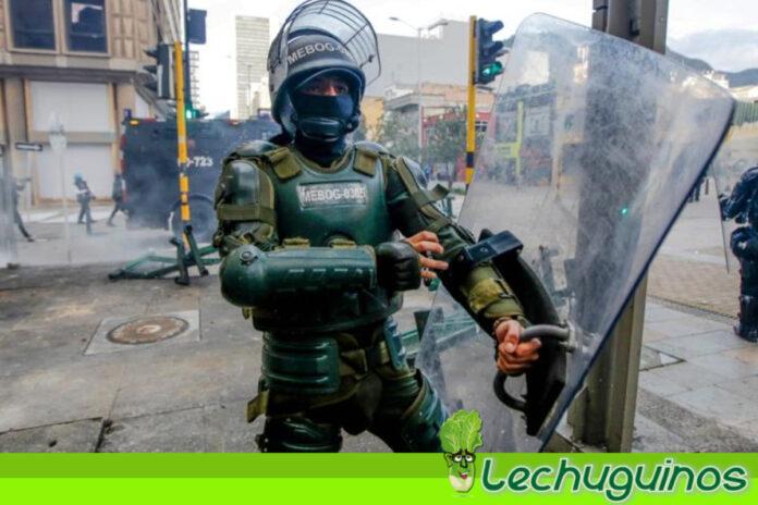 Cuerpos armados de Colombia violan los derechos humanos