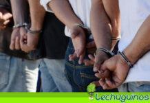 Detenidos cinco funcionarios por secuestro y extorsión en Bejuma