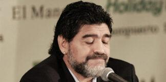 Diego Maradona_ Siento vergüenza por primera vez de ser argentino