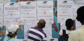 Opositores estiman alta participación en las parlamentarias