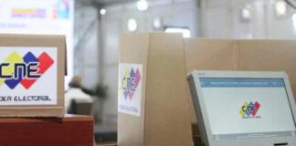 CNE realizó segunda fase de auditoría de datos de electores