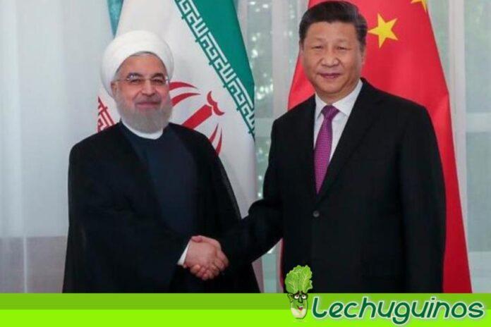 Irán dispuesta a cooperar con China para producir vacuna contra Covid-19