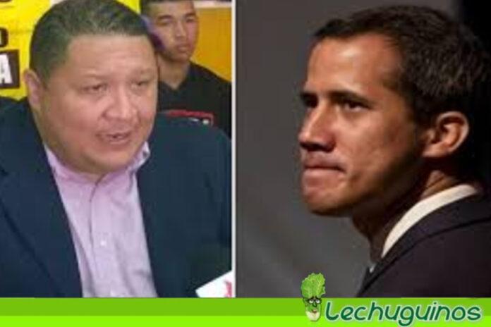 José Brito denunció que Guaidó entregó Monómeros a unos narcotraficantes
