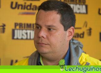 Juan Carlos Caldera aseguró que PJ si quiere rotar la presidencia imaginaria