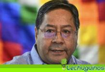 Luis Arce promete restablecer lazos de Bolivia con Venezuela y Cuba