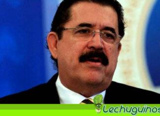 Manuel Zelaya se sometió a la fase de prueba de Sputnik V en Venezuela