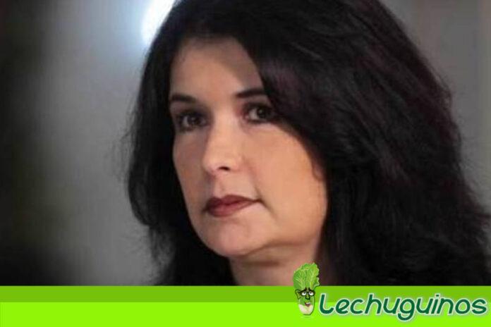Mary Pili Hernández habla de detención de Roland Carreño y tuiteros la acabaron