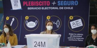 Mayoría de Chilenos quieren una nueva constitución