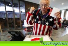 Pandemia eleva a niveles récord el voto anticipado en EEUU