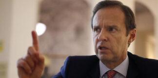 Tuto Quiroga renunció a candidatura presidencial en Bolivia porque nadie lo quiere